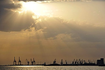 Port, Thermaic Golf, Thessaloniki, Chalkidiki, Macedonia, Greece, Europe
