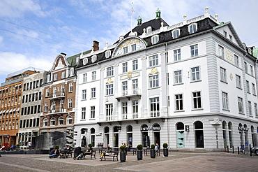 Hotel Royal, Store Torv, ≈rhus or Aarhus, Jutland, Denmark, Europe