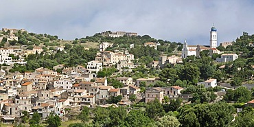 Aregno, Balagne, Corsica, France, Europe