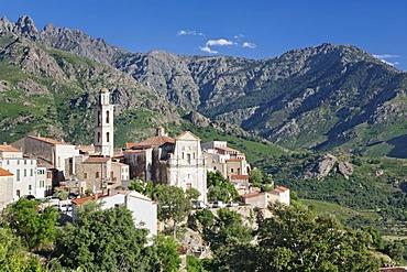 Montemaggiore, Balagne, Corsica, France, Europe