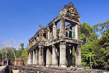 Preah Khan Temple, Temples of Angkor, Siem Reap, Cambodia, Indochina, Southeast Asia