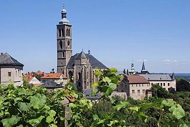 St. Jacob Church, Kutna Hora, Czech Republic, Europa