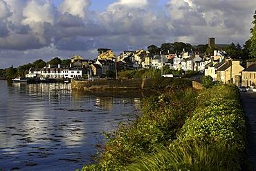 Roundstone village, County Galway, Republic of Ireland, Europe