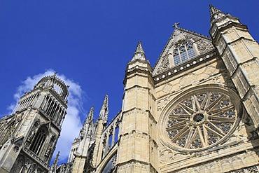 Ste. Croix Cathedral, Orleans, Loiret department, Centre region, France, Europe