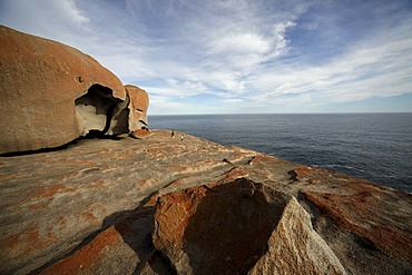 Remarkable Rocks, rock formations in Flinders Chase National Park on Kangaroo Island, South Australia, Australia