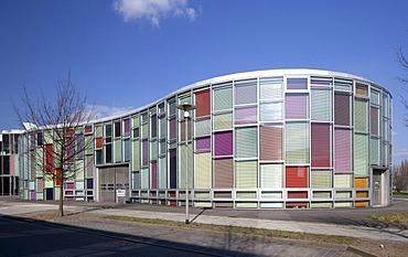 Center for Photonics and Optical Technologies, Photonics Center, Humboldt-Universitaet university, Wissenschaftsstadt Adlershof Science City, Berlin, Germany, Europe