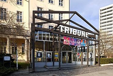 Tribuene theatre, Charlottenburg district, Berlin, Germany, Europe