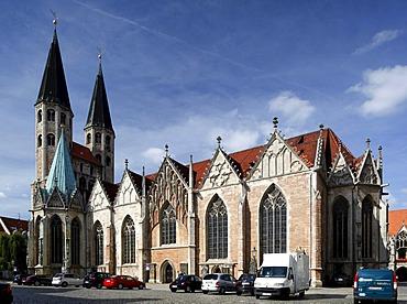 Church of St. Martini, Braunschweig, Brunswick, Lower Saxony, Germany, Europe