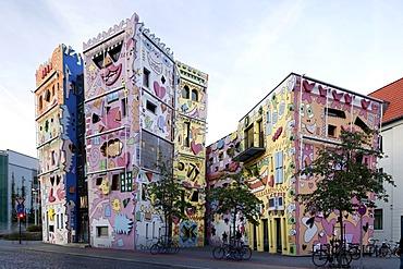 Happy Rizzi House, Braunschweig, Brunswick, Lower Saxony, Germany, Europe