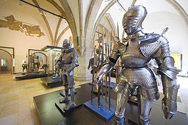 Bavarian National Museum in Prinzregentenstrasse in the historic district of Altstadt-Lehel, Munich, Bavaria, Germany, Europe