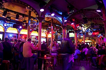 Teasers Cafe, Babes & Beer, Amsterdam, Netherlands, Europe