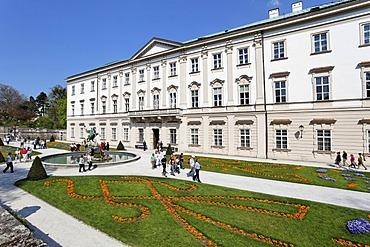 Mirabell Palace and Gardens, Salzburg, Salzburger Land, Austria, Europe