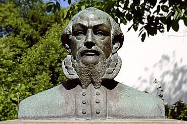 Dean Godfried von Raesfeld, 1522-1586, Luedinghausen, North Rhine-Westfalia, Germany, Europe