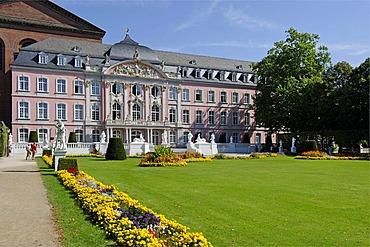 Electoral Palace, Trier, Rhineland-Palatinate, Germany, Europe