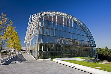 European Investment Bank EIB, Kirchberg quarter, Europe District, Luxembourg, Europe