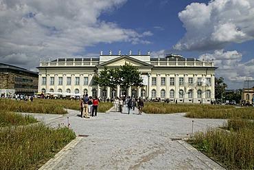 Fridericianum, Documenta, Kassel, Hesse, Germany, Europe