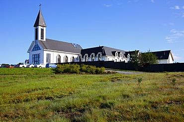 Carmelite Monastery, Puerto Montt, Chile, South America