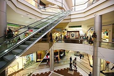 Shopping center, Santiago de Chile, Chile, South America