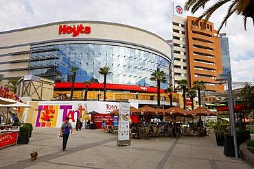 Shopping center, exterior, Santiago de Chile, Chile, South America