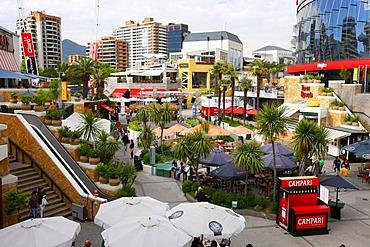 Exterior, shopping center, Santiago de Chile, Chile, South America