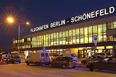 Berlin-Schoenefeld Airport, SXF, Schoenefeld, Berlin, Germany, Europe