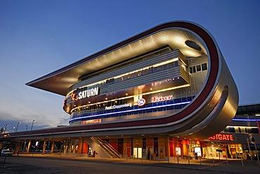 Eastgate shopping mall in Marzahn district, Berlin, Germany, Eu