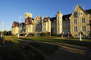 Universidad Internacional Menendez Pelayo university, Palacio de la Magdalena, Santander, Cantabria, Spain, Europe
