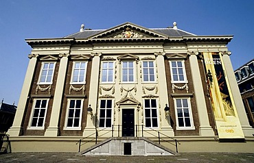 Royal Picture Gallery Mauritshuis, The Hague, South Holland, Netherlands, Europe
