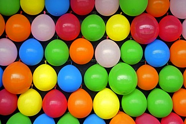 Balloons, carnival game