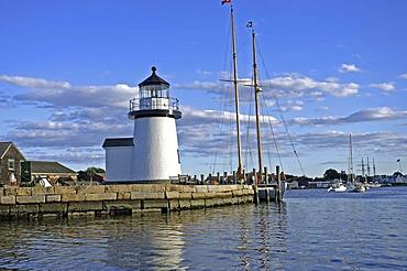 Historic Mystic Seaport Museum, Connecticut, New England, USA