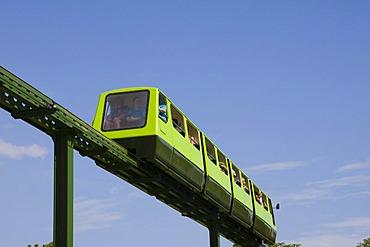 Monorail, National Motor Museum, Beaulieu, New Forest, Hampshire, England, United Kingdom, Europe