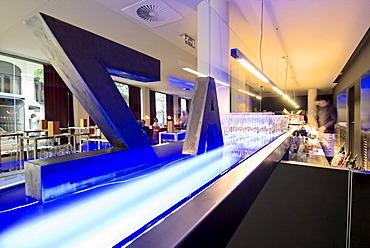 De las Letras restaurant, Madrid, Spain, Europe