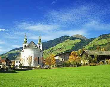 Brixen im Thale, Tyrol, Austria, Europe