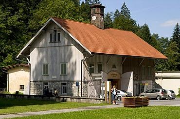 Krippen-Museum nativity scene museum in Guetle, Dornbirn, Vorarlberg, Austria, Europe