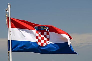 Flag, Croatia