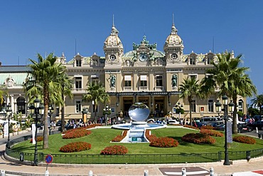 Casino Monte Carlo, Cote d'Azur, Monaco, Europe
