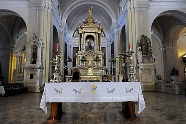 Altar, Catedral de la Asuncion, 1860, Leon, Nicaragua, Central America