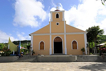 Church of San Juan del Sur, Nicaragua, Central America