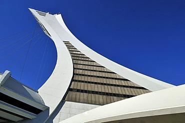 Park Olympique and Tour de Montreal, Quebec, Canada, North America