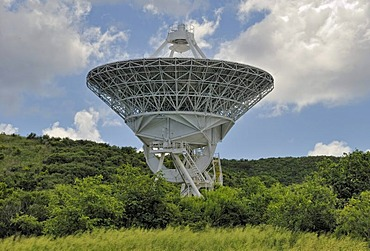 Radio telescope, St. Croix island, U.S. Virgin Islands, United States