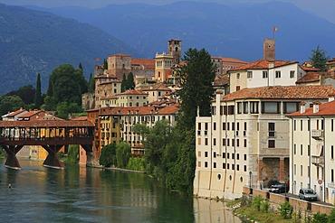 Bassano del Grappa, Vicenza, Italy, Europe