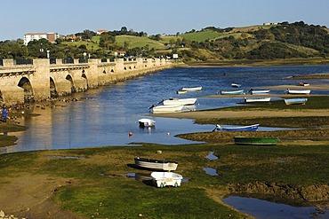 Puente de la Maza, San Vicente de la Barquera, Cantabria, Spain, Europe