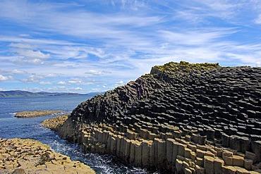 Isle of Staffa Nature Reserve, Inner Hebrides, Argyll and Bute, Mull, Scotland, United Kingdom, Europe