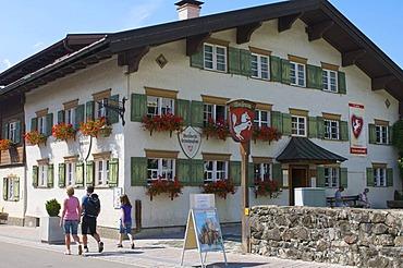 Museum of Local History, Oberstdorf, Allgaeu, Bavaria, Germany, Europe