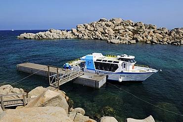 Iles Lavezzi island, Bonifacio, Corsica, France, Europe