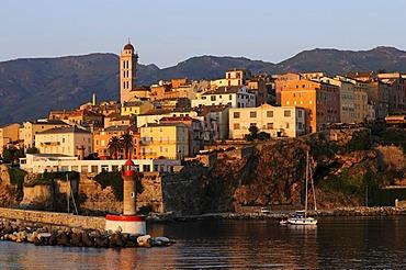 Port of Bastia, Corsica, France, Europe