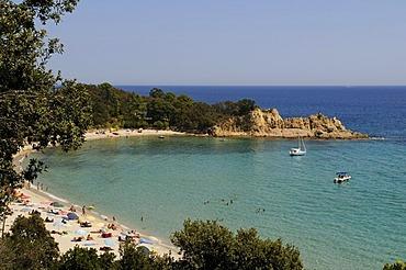 Marine de Cala d'Oru, Corsica, France, Europe