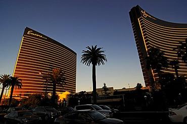 Encore Hotel, Wynn Hotel, Las Vegas, Nevada, USA