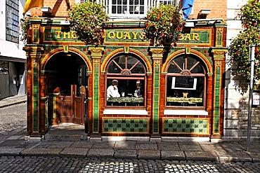 The Quay's Bar, Dublin, Ireland, Europe