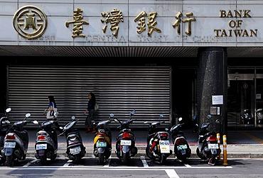 Bank of Taiwan building, Taipei, Taiwan, Asia